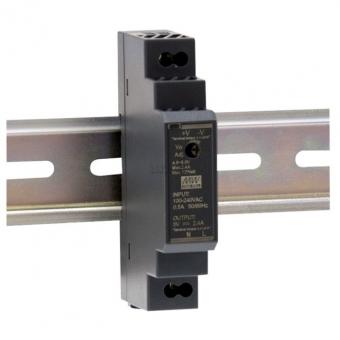 MEANWELL HDR-15-12 Schaltnetzteil SNT DIN-Schiene 15W 12V/1,24A