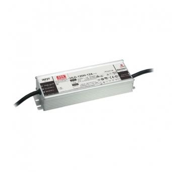 MEANWELL HLG-120H-24A LED-Schaltnetzteil IP65 120W 24V/5A