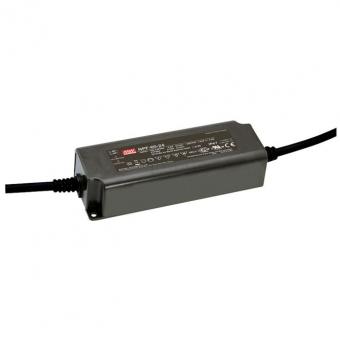 MEANWELL NPF-60-24 LED Schaltnetzteil IP67 60W 24V/2,5A CV+CC 60W 24V/2,5A