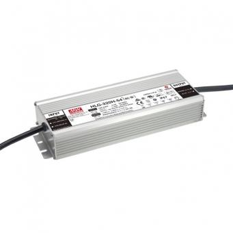 MEANWELL HLG-320H-12A LED-Schaltnetzteil IP65 264W 12V/22A