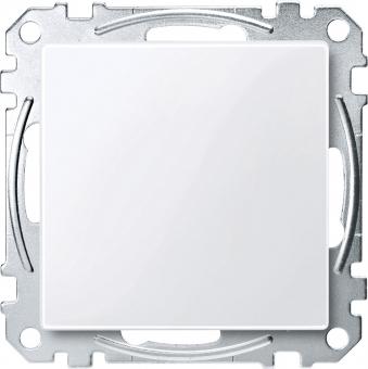 MERTEN MEG6180-0319 KNX Tastsensor Pro, System M Polarweiß glänzend