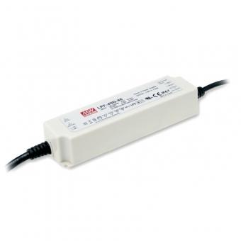 MEANWELL-LPF-40D-12 LED-Schaltnetzteile, IP67 40W 12V/3,34A dimmbar