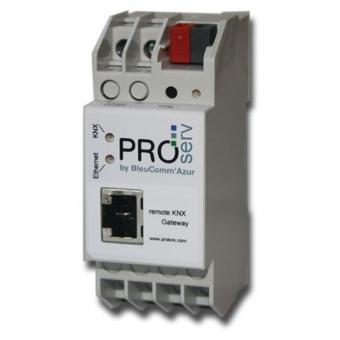 ProKNX/iKNiX-ProServ mit der ersten nur über ETS konfigurierbaren App