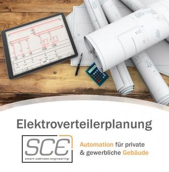 SCE ELEKTRO Verteilerplanung für die intelligente Haussteuerung