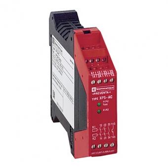 SCHNEIDER XPSAC5121 Not-Aus-Kreise und Positionsschalter Kat. 3