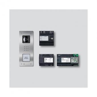 SIEDLE SET CVUSG 850-1 Starter-Set Smart Gateway Unterputz