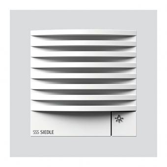 siedle tlm 612 02 w t rlautsprecher modul f r das adernsparende 1 n system wei online kaufen. Black Bedroom Furniture Sets. Home Design Ideas
