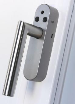 SODA 190100803100 Funk-Alarmgriff  Premium Weiß