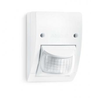 steinel 606015 infrarot bewegungsmelder is 2160 eco wei. Black Bedroom Furniture Sets. Home Design Ideas