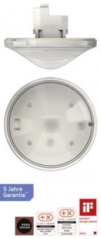 THEBEN 2070600 thePrema S360-100 E UP WH Präsenzmelder für Deckenmontage Weiß
