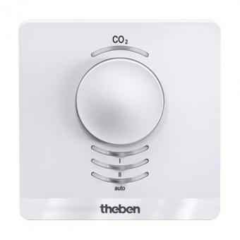 THEBEN 7160110 AMUN 716 SR CO2-Sensor zur Lüftersteurung