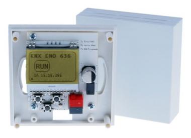 WEINZIERL 636 KNX ENO secure EnOcean-Gateway