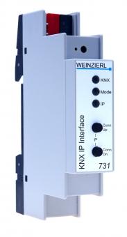 WEINZIERL 731 KNX IP Interface Schnittstelle zwischen LAN und KNX-Bus