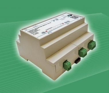 DATEC 1630.02120/55100 KNX Fancoil Aktor, 24 VAC, 6 mA
