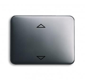 busch jaeger 6430 20 102 bedienelement f r jalousiecontrol platin online kaufen im voltus. Black Bedroom Furniture Sets. Home Design Ideas