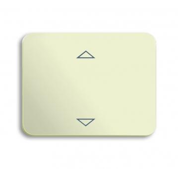 busch jaeger 6430 22g 102 bedienelement f r jalousiecontrol elfenbein wei online kaufen im. Black Bedroom Furniture Sets. Home Design Ideas