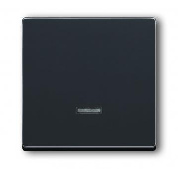busch jaeger 6543 81 101 tastdimmer abdeckung anthrazit online kaufen im voltus elektro shop. Black Bedroom Furniture Sets. Home Design Ideas