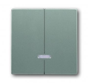 busch jaeger 6545 803 seriendimmer abdeckung graumetallic online kaufen im voltus elektro shop. Black Bedroom Furniture Sets. Home Design Ideas