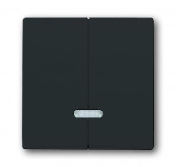 busch jaeger 6545 81 seriendimmer abdeckung anthrazit online kaufen im voltus elektro shop. Black Bedroom Furniture Sets. Home Design Ideas