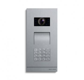 BUSCH-JAEGER 83121/71-660 Außenstation Video mit Zahlencode-Modul