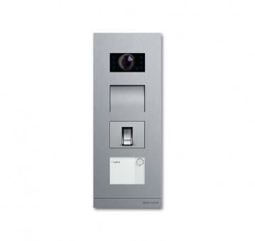 BUSCH-JAEGER 83122/70/1-660 Außenstation Video mit Fingerprint-Modul 1-fach