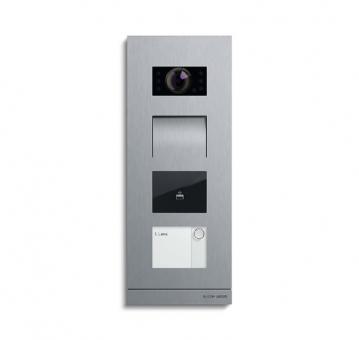 BUSCH-JAEGER 83122/72/1-660 Außenstation Video mit Transponder-Modul 1-fach