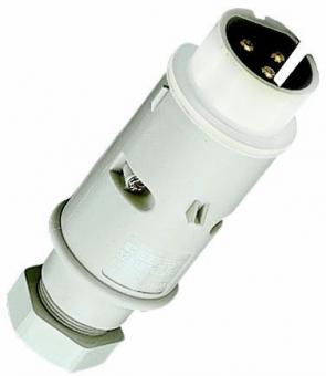 MENNEKES 676A CEE-Stecker 40-50V f.Kleinspannungen