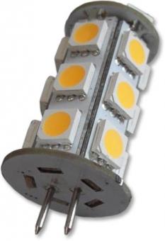 CONSTALED 30443 zylindrisches LED Leuchtmittel G4 3W 24V 2850 K
