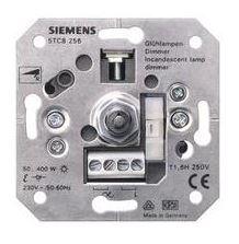 SIEMENS 5TC8256 Drehdimmer mit Dreh-Auss chalter für Glüh- und HV-Halogenlampen