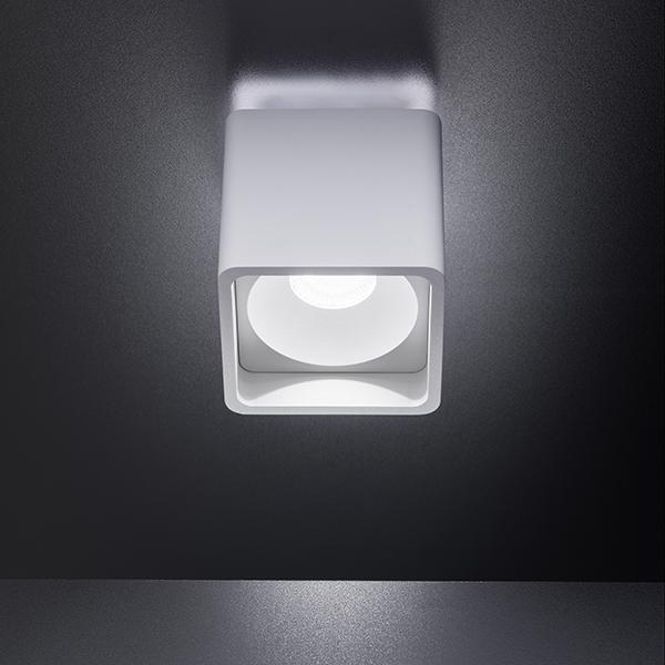 BRUMBERG 12040173  LED-Deckenanbauleuchte 3000K weiß