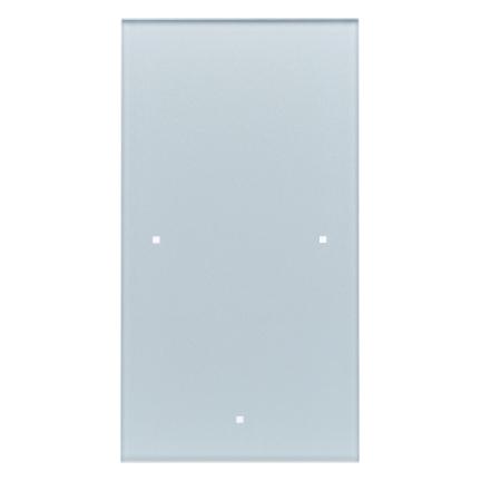 BERKER 75141134 KNX Glas-Sensor 1fach Komfort konfiguriert