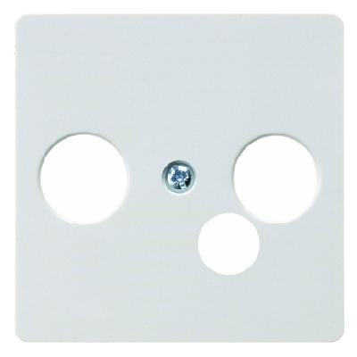 BERKER 143909 Abdeckung für Breitband Modemdose