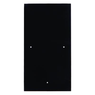 berker 168105 glas sensor 1fach ts sensor glas schwarz online kaufen im voltus elektro shop. Black Bedroom Furniture Sets. Home Design Ideas