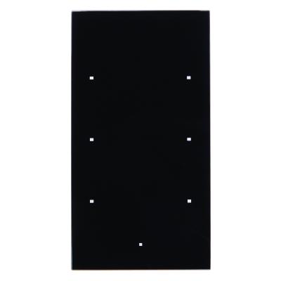 berker 169305 glas sensor 3fach konfiguriert glas schwarz online kaufen im voltus elektro shop. Black Bedroom Furniture Sets. Home Design Ideas