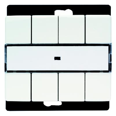 Interessant BERKER 27240069 Funk-Wandsender 4fach Polarweiss glänzend online  IO14