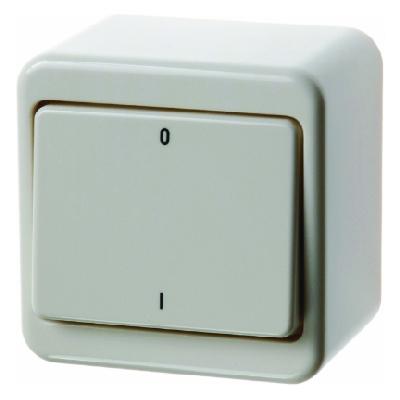 BERKER 300240 Wippschalter 2-polig Aus