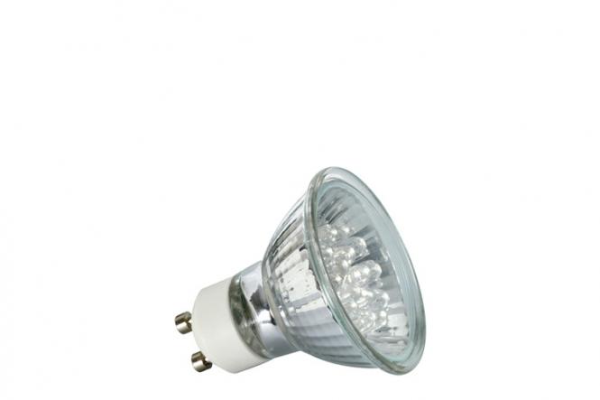 paulmann led reflektor 24 1w gu10 230v 51mm tageslicht online kaufen im voltus. Black Bedroom Furniture Sets. Home Design Ideas