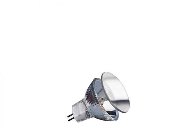 PAULMANN 838.24 Halogen KLS 2x10W, GU4 12V, 35mm, Silber