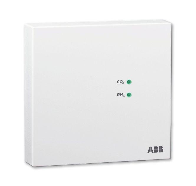 ABB LGS/A 1.2 Luftgütesensor mit Raumtemperaturregler Aufputz