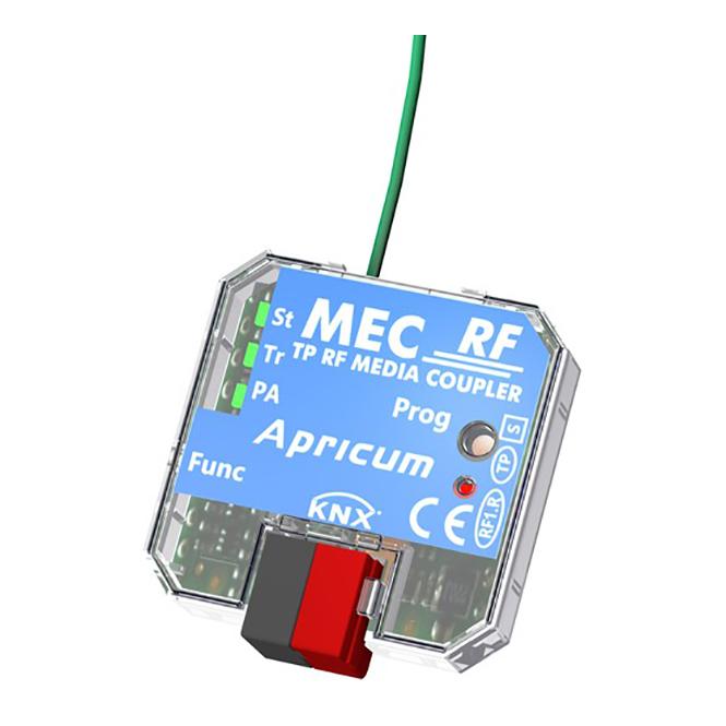 APRICUM MECrf Universeller KNX/RF-Koppler