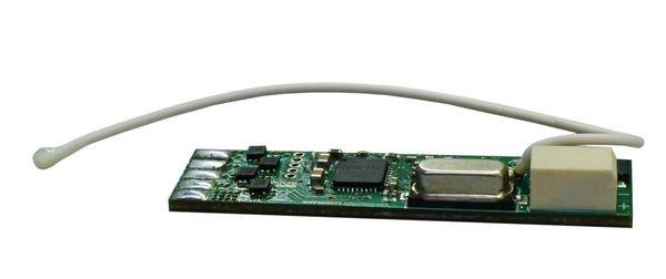 BARTHELME 66000345 1-Kanal CHROMOFLEX Pro Luminary Funkdimmer