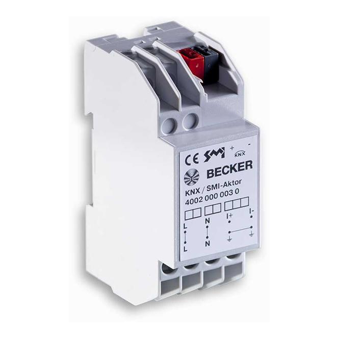 BECKER-ANTRIEBE 40020000030 KNX / SMI Universalaktor 8-fach REG 2TE