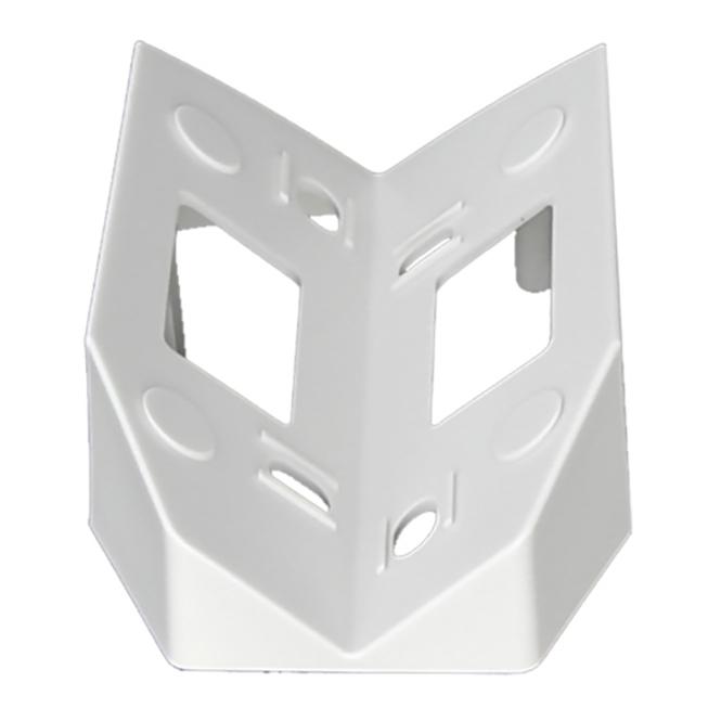 B.E.G. 91305 LUXOMAT ALC-ES Ecksockel Weiß