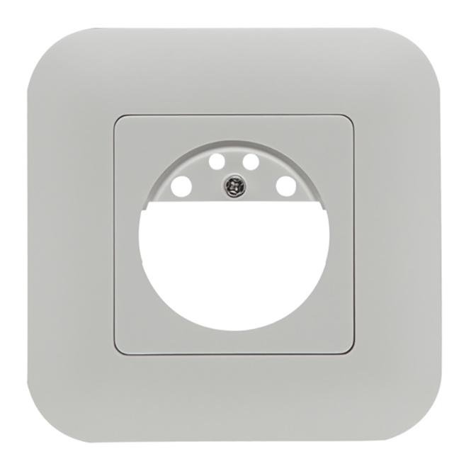 B.E.G. 92630 LUXOMAT Abdeckung IP20 Reinweiß matt