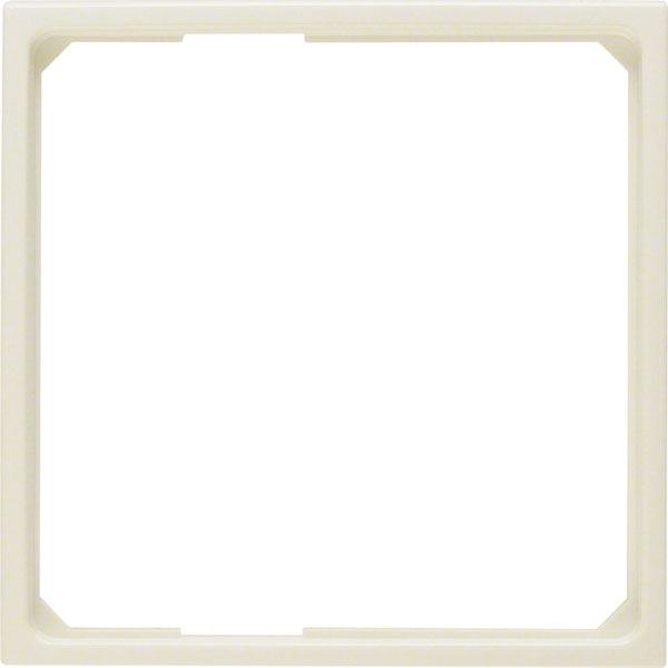 BERKER 11099082 Adapterring für 50x50mm Zentralstück