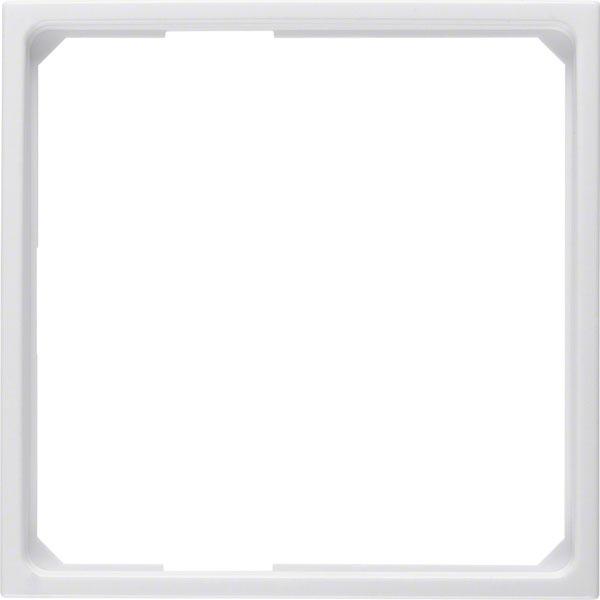 BERKER 11099089 Adapterring für 50x50mm Zentralstück