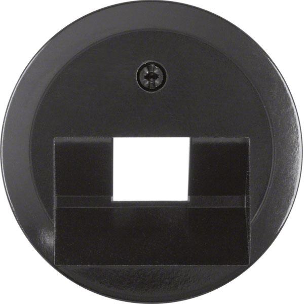 BERKER 140701 Abdeckung für ISDN/Netzwerkdose 1-fach