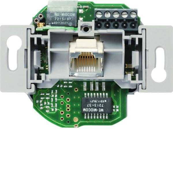 BERKER 4582 WLAN Accesspoint mit RJ45 Buchse