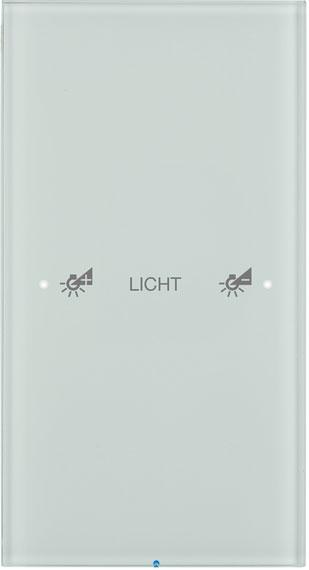 BERKER 75141150 Touch-Sensor 1fach Komfort konfiguriert