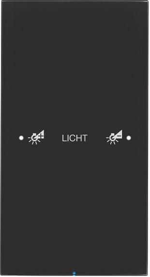 BERKER 75141155 Touch-Sensor 1fach Komfort konfiguriert